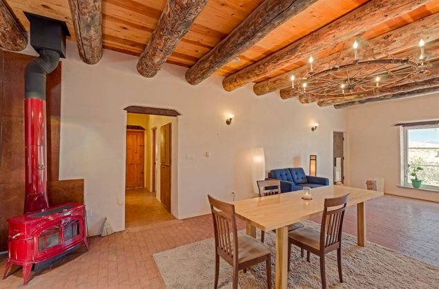 56 Blue Earth Trail, Abiquiu, NM 87510 - MLS# 201702674 | Estately For Home Babiquiudesigns on