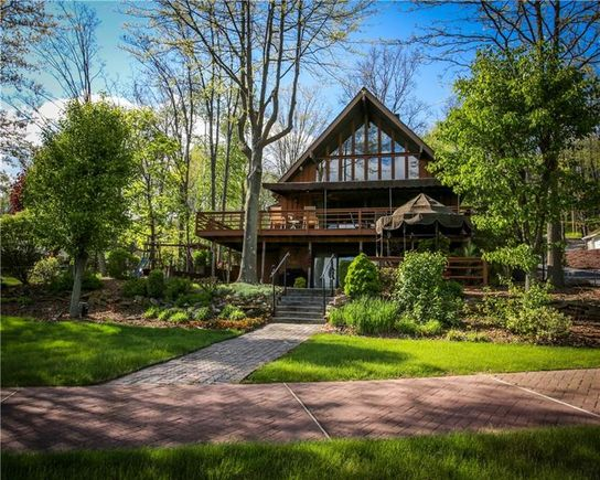 1417 Peninsula Drive, Indian Lake, PA 15926 - MLS# 1329921