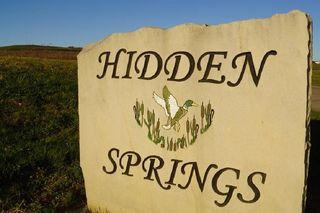 Lot103A Hidden Springs Dr
