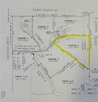 Parcel 4 Robin Bird Hill Lane Road
