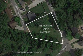 413 North Rapp Avenue