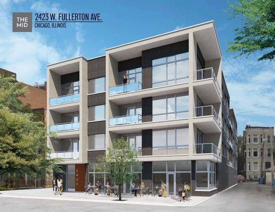 2423 W Fullerton Avenue Unit3B - Photo 1 of 8