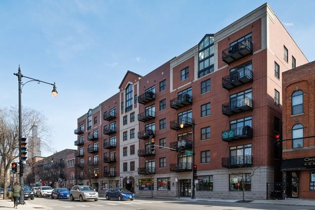 City Of Madisons Near West Side Is One >> 1155 West Madison Street Unit 403 Chicago Il 60607 Mls 10331379