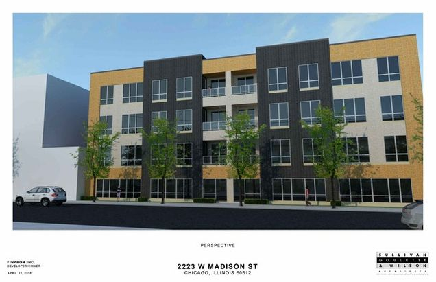 City Of Madisons Near West Side Is One >> 2223 West Madison Street Unit 205 Chicago Il 60612 Mls 10405644