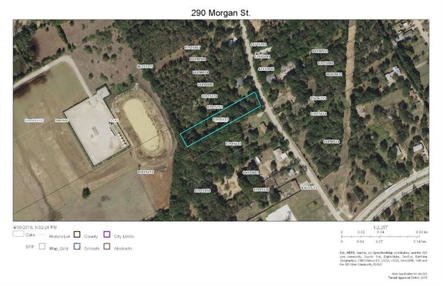 Map Of Mansfield Tx 76063