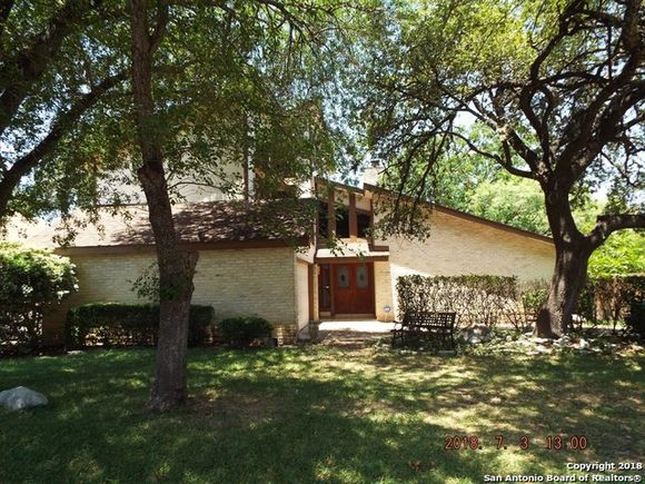 16707 Canyon Ledge St San Antonio Tx 78232 Mls 1323352