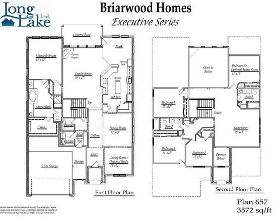 Briarwood Homes Floor Plans Derrickandmelisa