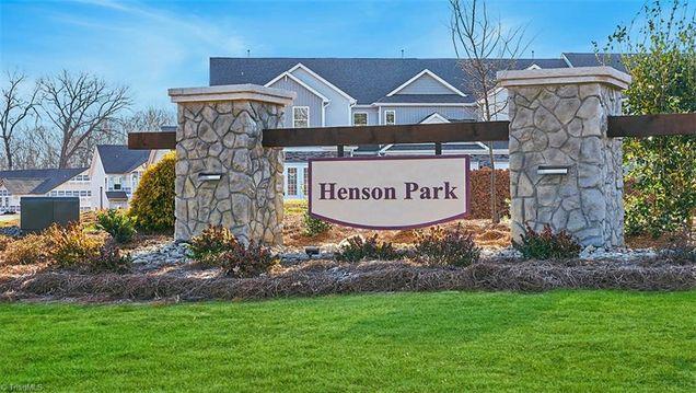 1021 Henson Park Drive - Photo 1 of 27