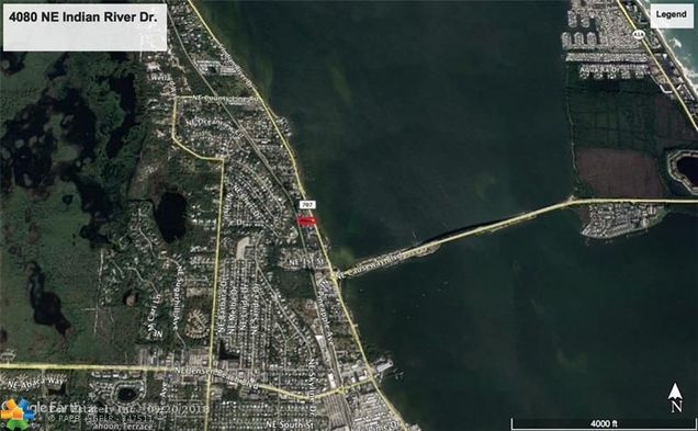 Jensen Beach Florida Map.4080 Ne Indian River Jensen Beach Fl 34957 Mls F10141862 Estately