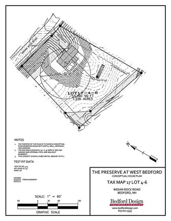 Dford Nh Map on
