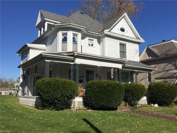 Woodsfield Ohio Map.232 Eastern Avenue Woodsfield Oh 43793 Mls 3955787 Estately