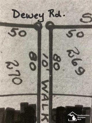 Dewey Rd.
