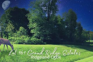 0 Ridgeland Circle Unit Lot #161 Grand Ridge Estates