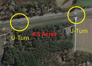 4.5 Ac George Washington Mem Highway