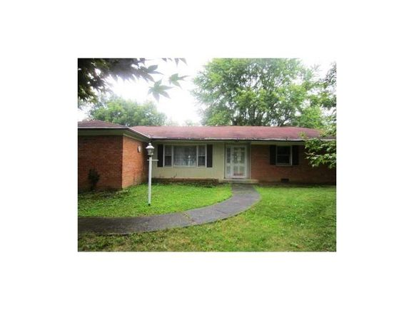 Terrific 114 Hickory Street Williamsport In 47993 Mls 21491680 Home Interior And Landscaping Synyenasavecom