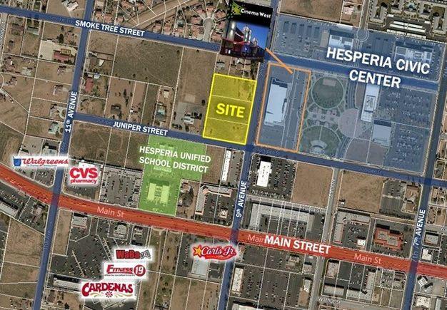 0 9th Avenue, Hesperia, CA 92345 - MLS# 508046   Estately