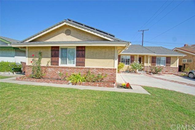 12602 Lamplighter Street, Garden Grove, CA 92845 - MLS# OC17230353 ...