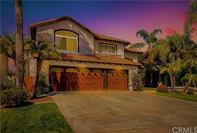 17352 La Macinda Drive, Yorba Linda, CA 92886 - MLS