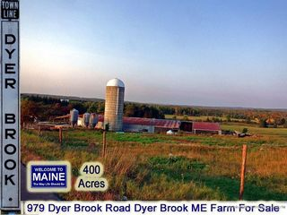 979 Dyer Brook Road